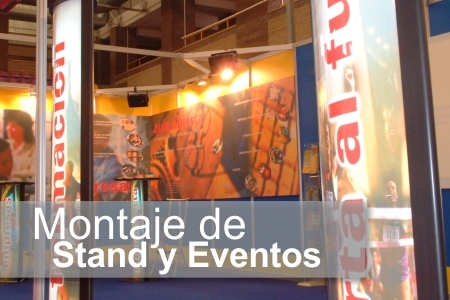 Tull Color - Montaje Stand y Eventos