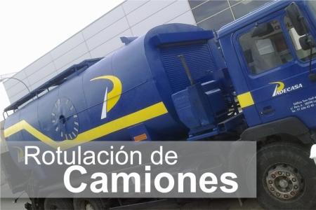 Rotulacion - Camiones