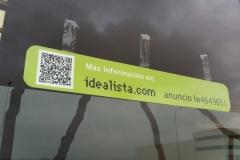 Placa PVC - Idealista