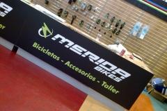 Placa PVC - Merida Bikes