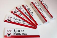 Placas PVC - Carne Avila