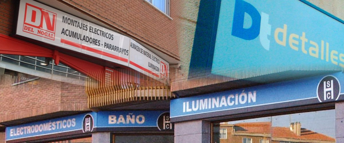 Rótulos Luminosos con frontal recto de metacrilato