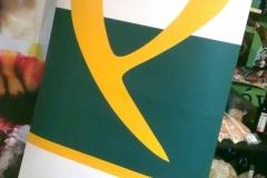 Banner de 100 x 200 cm